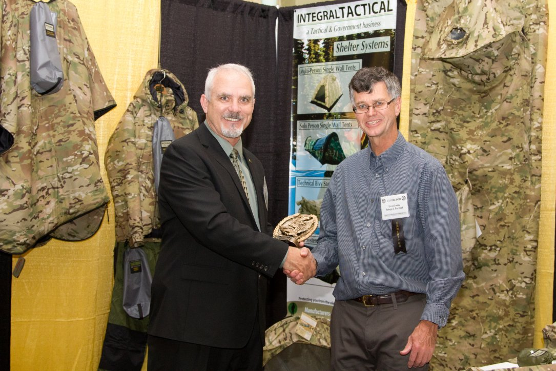 Soldier systems conference and tradeshow